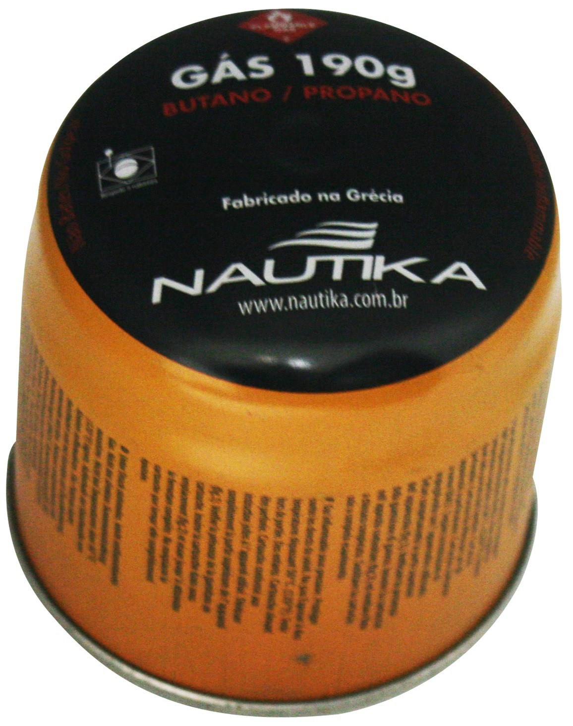 Cartucho de gas 190g