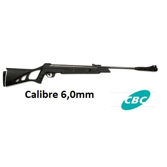 Carabina CBC Nitro Six 6.0mm